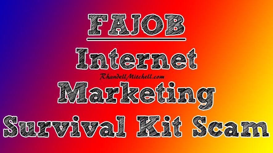 Internet Marketing Survival Kit